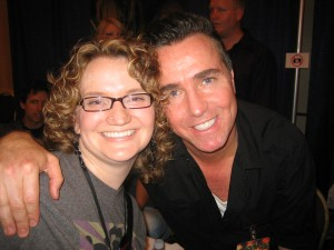 Me with Paul McGillion at Dragon*Con
