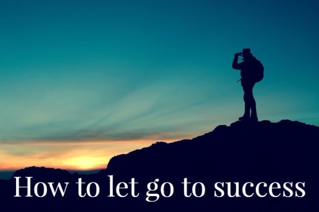 let go to success