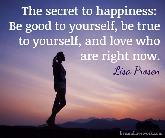 be true to yourself quote